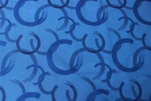 Cheap Price Polyester Cationic Jacquard Curtain Fabric pictures & photos