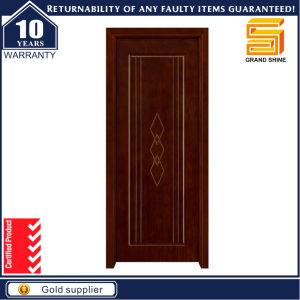 Custom Interior Wooden Panel Exterior Entrance Solid Wood Door pictures & photos