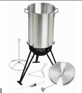 30qt Aluminum Turkey Pot pictures & photos