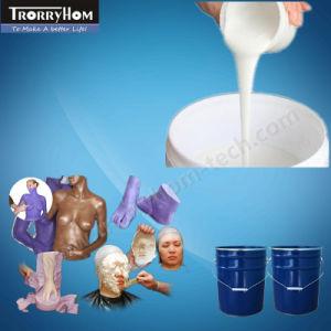 FDA RTV 2 Liquid Silicone for Silicone Mannequin pictures & photos