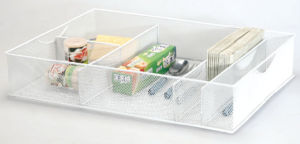 Metal Home Organization Kitchen Storage pictures & photos