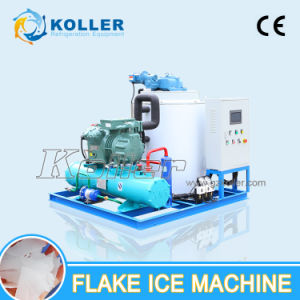 5 Tons/Day CE Approved Flake Ice Machine for Fish Boat (KP50) pictures & photos