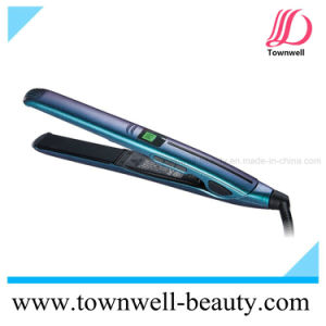 Professional Fast Heat up Hair Straightener with Floating Plates and Tourmaline Ceramic Coating Plates pictures & photos