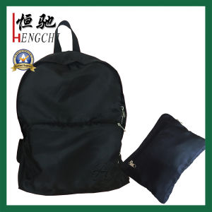230t Polyester Camping Travel Hiking Sports Foldable Bag Backpack pictures & photos