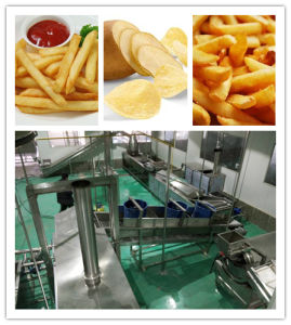 Hot Sell Cheap Natural Potato Chips Making Machine pictures & photos