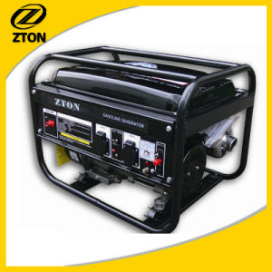 1.8kVA 2kVA 2.5kVA 5kVA Portable Power Petrol Generator (Set) pictures & photos