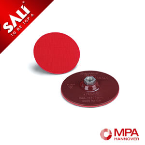 Good Quality Free Samples Hook & Loop Rubber Disc Polishing Backing Pad pictures & photos