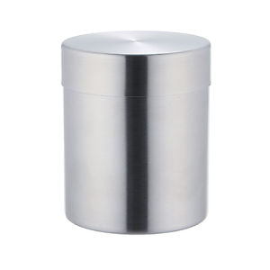 High Quality Round Tea Tin Box with Inner Airtight Lid pictures & photos