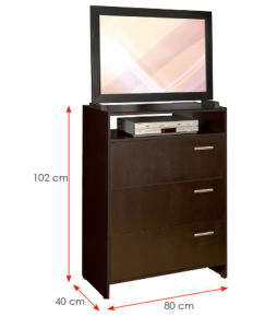 Wooden Wardrobe /Nightstands /Shoes Case /Side Cabinet (HX-DR278) pictures & photos