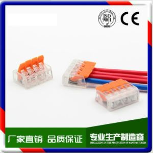 New Style Lighting Quick Wire Connector Replace Wago Type 221 4p pictures & photos