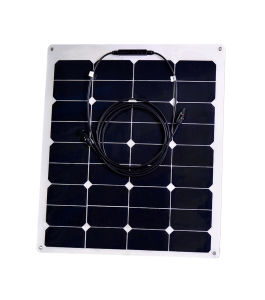 High Efficiency 40W Flexible Solar Panel China Manufacturer pictures & photos