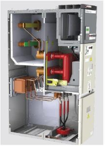 Indoor 12kv AC Metal-Clad Switchgear/High Voltage Electrical Switch Cabnet pictures & photos