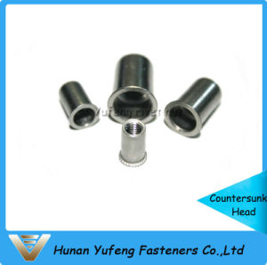 Stainless Steel Rivet Nut Open End and Closed End pictures & photos