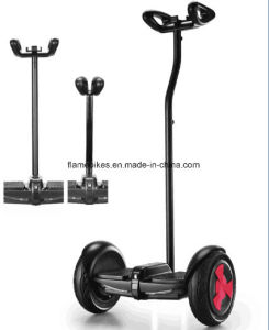 Electric Self-Balance Scooter with Handle Bar pictures & photos