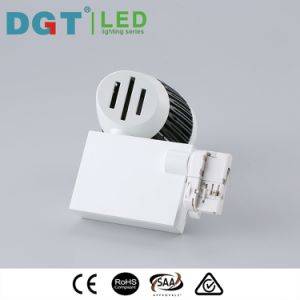 Brightness 2400lm COB 30W LED Tracklight pictures & photos