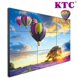 60 Inch 6.5mm Sharp LCD Video Wall with Narrow Bezel pictures & photos