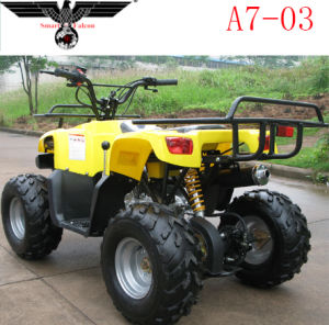 A7-03 Popular Gasoline Motorcycle ATV Quad with Ce pictures & photos