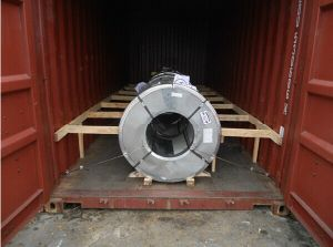 Dx51d Hot Dipped Galvanized Steel Coil with Regular Spangle pictures & photos