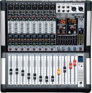 Special New Design Mixer Gl8p Series Professional Amplifier pictures & photos