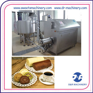 Food Processing Machinery Baby Cakes Maker Swiss Roll Machine pictures & photos