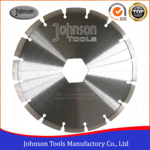 250mm Diamond Concrete Saw Blades for Fast Cutting Cured Concrete pictures & photos