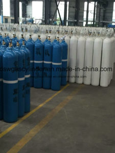 ISO9809-3 Oxygen Gas Cylinder pictures & photos