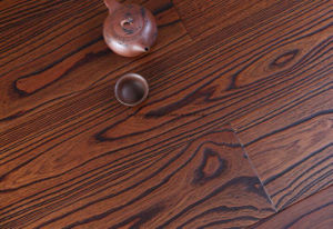 High Quality of The Neem Wood Relief Parquet/Laminate Flooring pictures & photos