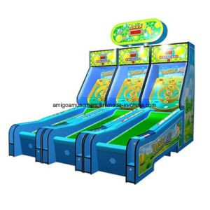 Kids Interesting Redemption Game Machine Forest Bowling pictures & photos