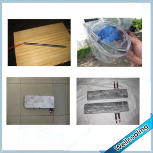 3 Shape for Mold Can Choose Ice Cream Cone Wafer Biscuit Machine pictures & photos