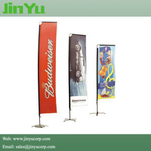 3.5m Height Double Sided Rectangle Sail Flag Banner pictures & photos