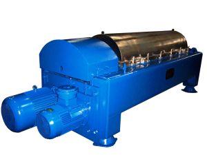 Decanter (Horizontal sedimentation centrifuge) LW420