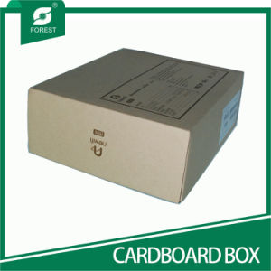 Customized Single Wall B Flute Corrugated Coffee&Tea Pot Packaging Box pictures & photos