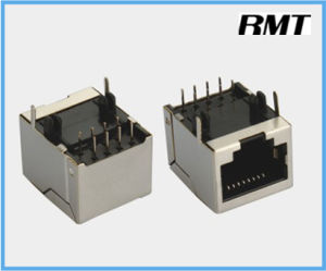 RJ45 Connector (RMT-56-045621S10P) pictures & photos