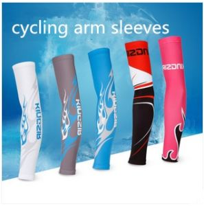 Outdoor Cycling Sun Protection Arm Sleeves pictures & photos