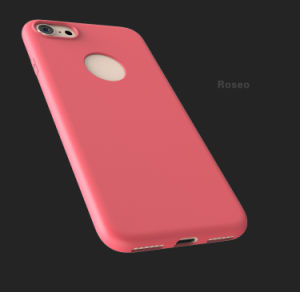 Pink Plastic Mobile Phone Case for Phone pictures & photos