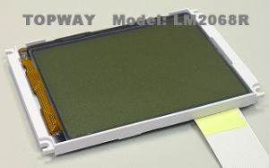 "320X240 3.8"" Graphic LCD Module Cog Type LCD Display (LM2068R) pictures & photos"