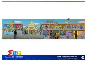 Castle Warriors Themed Amusement Park with Tul Certificates pictures & photos