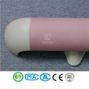 PVC & Aluminum Alloy Walkway Satety Grab Bar Disable Handrail pictures & photos