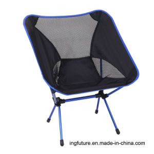 Portable Folding Areometal Fishing Chair pictures & photos