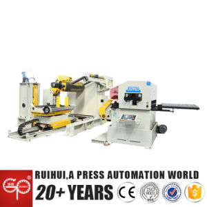 China Supplier High Quality Automatic Nc Straightener Feeder (MAC4-1600) pictures & photos