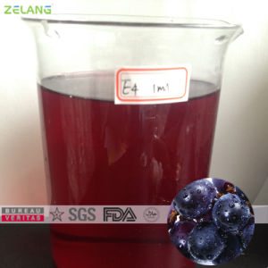 Grape Skin Extract Water Soluble E4 Liquid Form Grape Skin Red pictures & photos