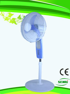 16 Inches DC12V Table Stand Fan Solar Fan (SB-S-DC16N) pictures & photos