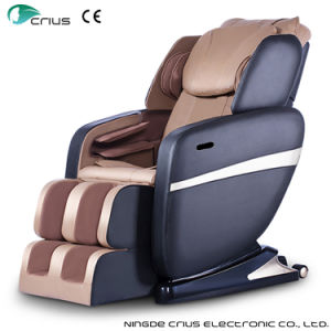Family Combating Stress Back Pain Release Massage Chair pictures & photos