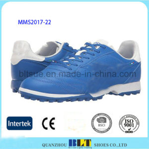 Abrasion-Resistant Rubber Outsole Breathable Fabric Lining Sneaker pictures & photos