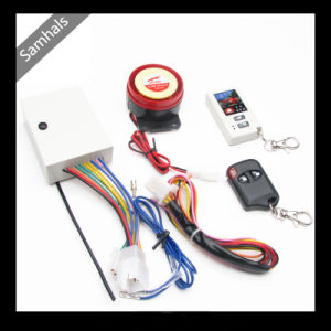 (Samhals SH-MA818) High Quality Wireless Two-Way Motorcycle Alarm pictures & photos