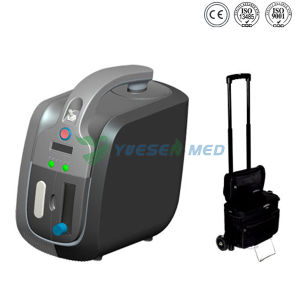 Portable Oxygen Apparatus Medical Oxygen Breathing Machine Oxygen Concentrator pictures & photos