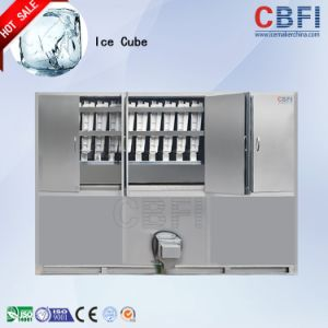 1 Ton Ice Cube Maker with High Quality pictures & photos