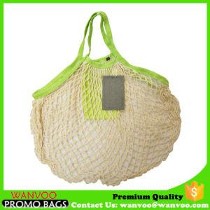 China Fashion Potato Sundries Net Cotton Mesh Shopping Bag pictures & photos