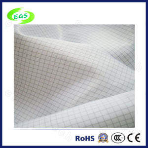 96% Polyester and 4%Carbon Fibre ESD Antistatic Fabric (EGS-531) pictures & photos