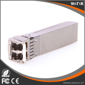 Networking SFP-10G-ZR Compatible 10GBASE-ZR SFP+ 1550nm 80km Transceiver Module pictures & photos